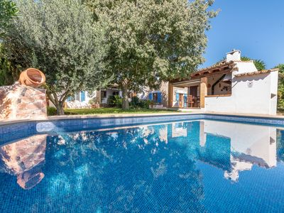 Photo for Fantastic Finca with Pool - Can Jaume