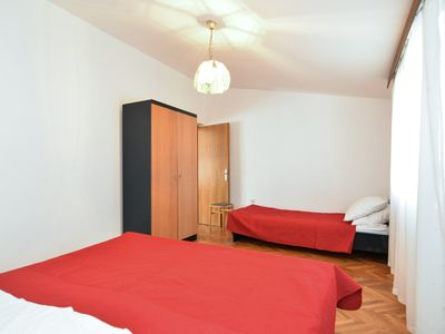 Photo for Apartment for 3 persons + extra bed (ID 1591)