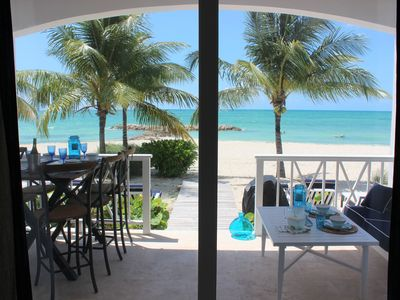 Photo for ~Kids Friendly~Beachfront w Pool~Fully Equipped~Water Toys~Members FREE Access!~
