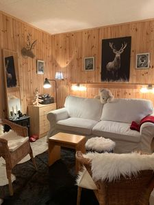 Photo for Valmorel Charming apartment 4/5 pers. ski in ski out