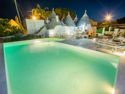 Photo for Charming property of 250 square meters, with private pool, suitable for 6 to 20 guests