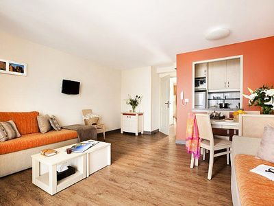 Photo for Residence Pierre & Vacances Cannes Villa Francia *** - 2 Room Apartment 4 People Standard