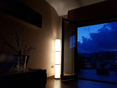 Photo for Mediterranean Nights - holiday apartment in Palermo, Sicily.
