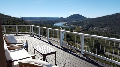 """Photo for North Peak Custom Lake View Home """"A Living Canvas"""""""