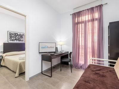 Photo for TH Maritím 1-3 - Apartment for 6 people in Valencia