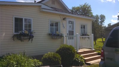 Photo for Clean-Cute Lexington Heights Cottage Close To beach