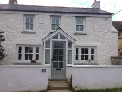Photo for Y Bwythyn Bach Beautiful Cosy Cottage With Sea Views