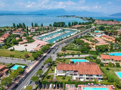 Photo for Sirmione Porto 2 Lake View Apartment - Apartment for 6 people in Sirmione