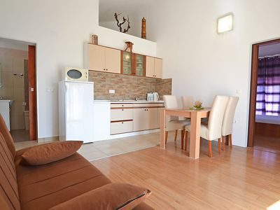 Photo for Apartment Lili in Ražanac - 5 persons, 2 bedrooms