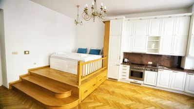 Photo for Apartment By The Old Town Square