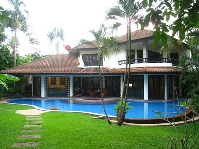 Photo for Private pool 4bed villa in Surin (SSE 8)