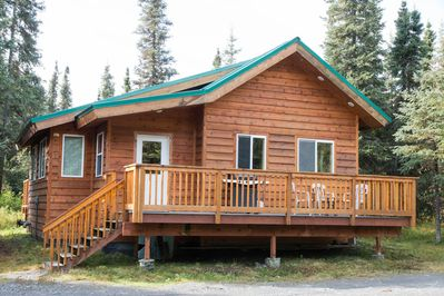 Your secluded cabin in the woods!
