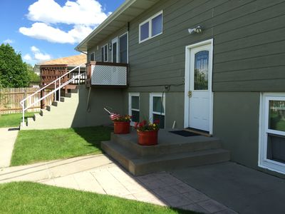 Photo for 2-bedroom  ~ near hospital and Capitol complex ~