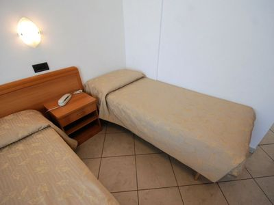 Photo for Apartment 286 m from the center of Rimini with Internet, Air conditioning, Parking, Balcony (116617)