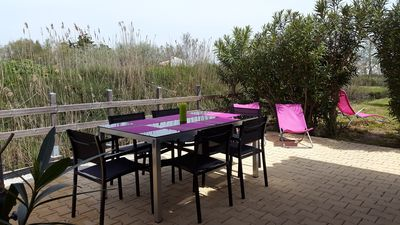 Photo for Air-conditioned Mazet 5 People, 52 M2 With Garden and Pool
