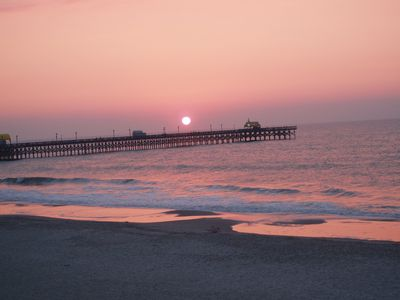 Photo for Oceanfront 2 Bedroom 2 Bathroom Condo-A Place at the Beach IV