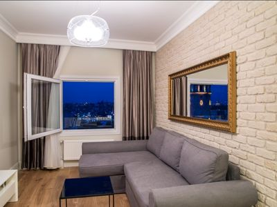 Photo for Exclusive Apartment with Sea View and Galata Tower