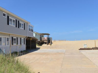 Photo for Oceanside duplex offers easy beach access -154