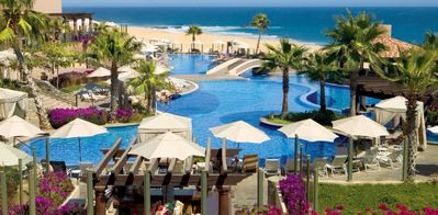 Photo for Pueblo Bonito Sunset Beach Jr. Suite  Cabo San Lucas 5 Star Resort