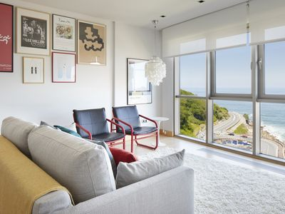Photo for STYLISH SEAFRONT APARTMENT
