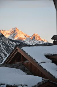 Photo for Charming Apartment very well located in Courchevel 1850