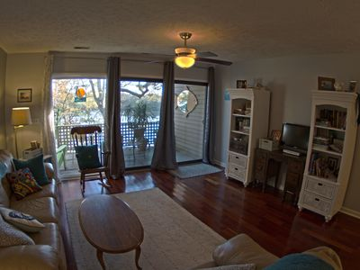 Photo for NE Cape Fear Riverfront Condo