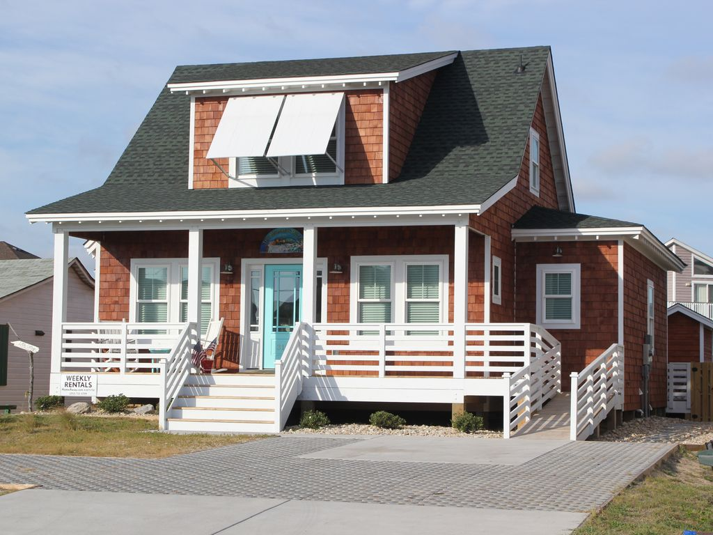 Clic Nags Head Style Cottage All New In 2017