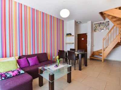 Photo for Two-Bedroom Apartment with Two Bedrooms (BPP 4. 3.6) - Baltic Park Plaza (BPP4.6.6)