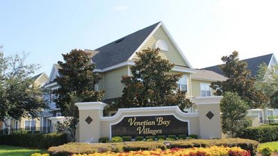 Photo for Beautiful Gated Lake View Home at Top Kissimmee Resort, 4 Pools, Close to Parks