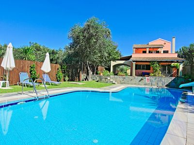 Photo for Villa Andrew with Private Pool, very close to sandy beach and amenities