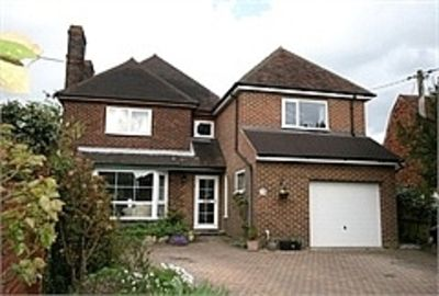 Photo for Spacious Detached House at the bottom of the north downs, rural kent location