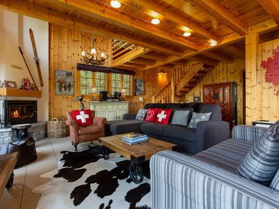 Photo for Chalet Teremok - Jacuzzi & Sauna - Great for families