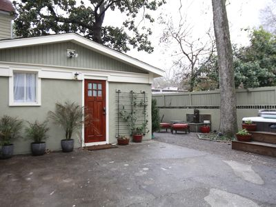 Studio Carriage house in great location!... - HomeAway ...
