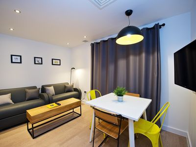 Photo for RUE GARIBALDI - 1 Bedroom Apartment Sleeps 4