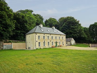 Photo for Country House / Chateau Vacation Rental in , Wicklow