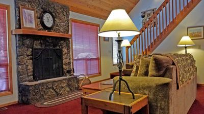 Photo for Sunriver Home near Fort Rock Park w/ WiFi, Hot Tub, Fireplace & BBQ