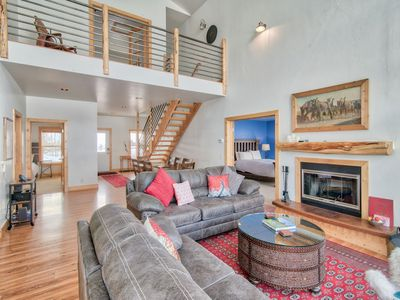 Photo for Targhee Farmhouse - Grand Teton View! Ask About Last Minute Deals