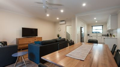 Photo for Campaspe Central - spacious two bedroom townhouse
