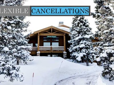 Photo for Top Rates Ski Home in Deer Valley. Ski access steps from front door! Views 4 Day