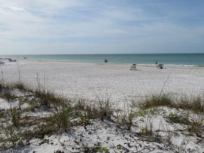 Photo for Gorgeous Townhouse View of Gulf, Miles of White Sandy Beaches