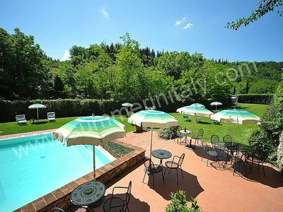 Photo for 2 bedroom Villa, sleeps 4 in Greve in Chianti with Pool