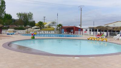 Photo for For rent Mobilhome Standing 4 to 6 people Fréjus - French Riviera -