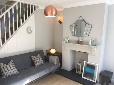 Photo for Sea Song Cottage, Broadstairs, Kent