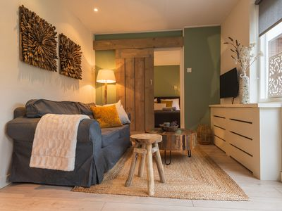 Photo for New! Cozy holiday home just 200 meters from the Noordwijk beach!