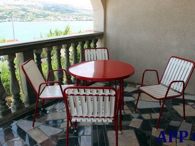 Photo for Apartment Dar  C3-gornji manji(4)  - Pag, Island Pag, Croatia