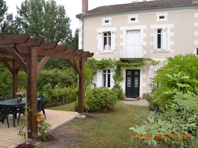 Photo for Charming Villa in the heart of the Dordogne with private heated pool and grounds