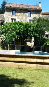 Photo for Charming house in Dieulefit in Drôme Provençale, Drôme quality certified