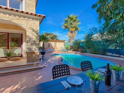 Photo for ROMERO, Villa in Calpe for 8 pax near the beach with private pool and free wifi