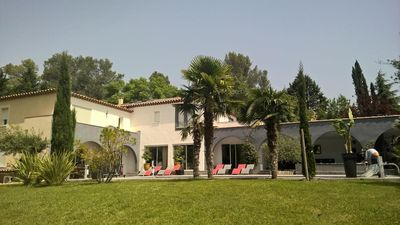 Photo for Large property 19 people, 6 bedrooms, 6 bathrooms, heated pool, spa