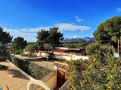 Photo for Vacation home El Gazebo in Moraira - 8 persons, 4 bedrooms